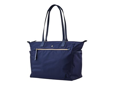 Samsonite Mobile Solution Deluxe Carryall Notebook carrying case 15.6INCH navy blue