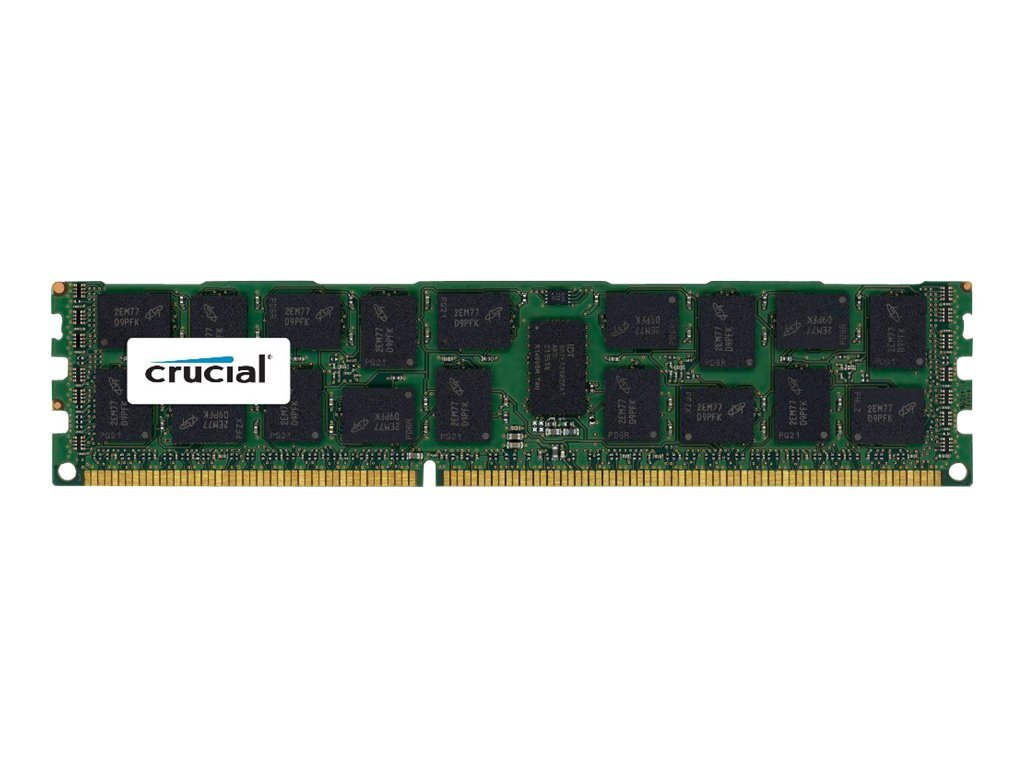 Crucial - DDR3 - module - 16 GB - DIMM 240-pin - registered