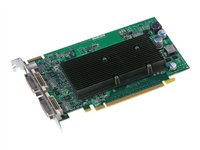Matrox M9120 Graphics card M9120 512 MB DDR2 PCIe x16