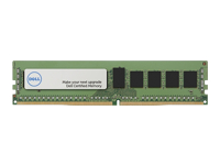 Dell - DDR4 - 8 GB - DIMM 288-pin - 2133 MHz / PC4-17000 - 1.2 V - registered - ECC - for PowerEdge FC630, M630, M830, R430, R530, R730, T430, T630; Precision Tower 7810, 7910