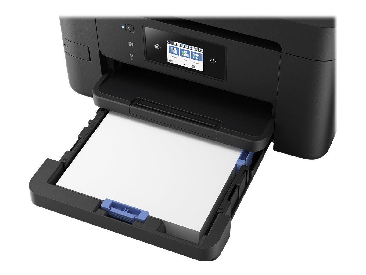 Imprimante EPSON WorkForce Pro WF 4720 DWF vue fermée