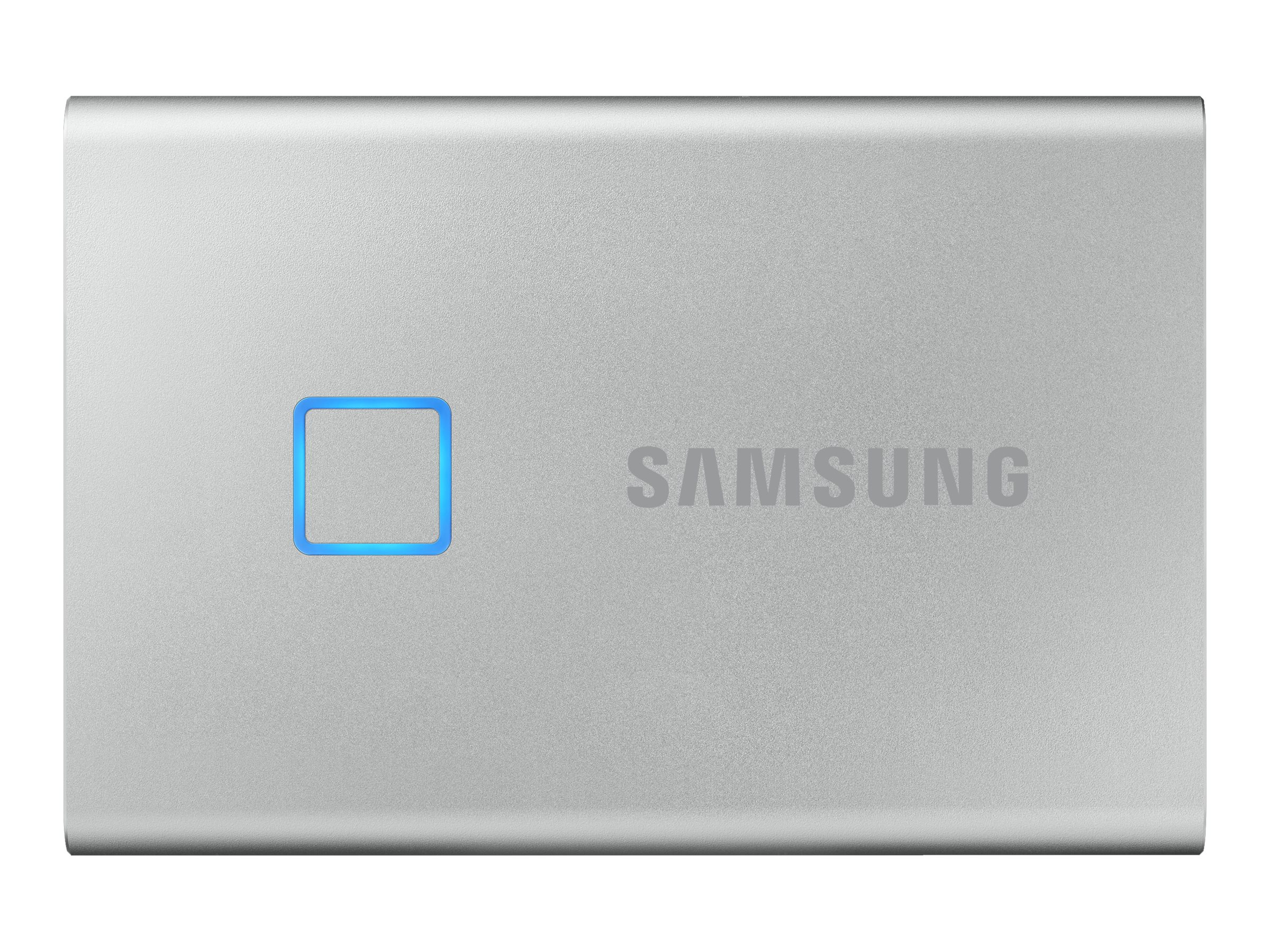 Samsung Portable SSD T7 Touch MU-PC500S - solid state drive - 500 GB - USB 3.2 Gen 2 -