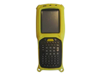 Zebra - Handheld cover - yellow - for Omnii XT15, XT15f, XT15f Arctic, XT15F CHILLER, XT15ni
