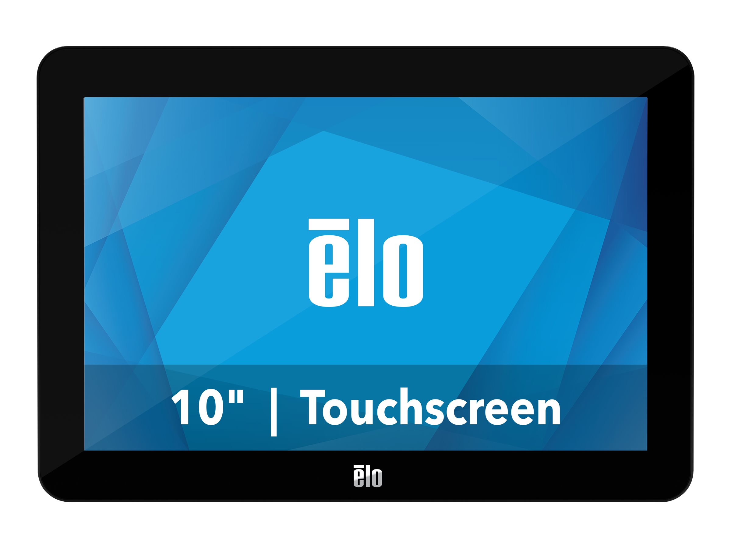 Elo 1002L, 25,4cm (10 Zoll), Projected Capacitive, 10 TP, schwarz
