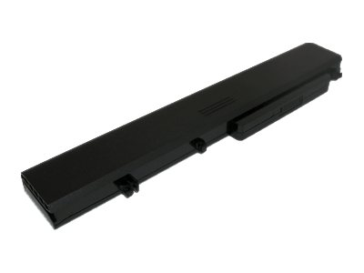 Total Micro Notebook battery (equivalent to: Dell 312-0741) 1 x lithium ion 8-cell 5000 mAh