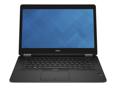 "Dell Latitude E7470 - Ultrabook - Core i7 6600U / 2.6 GHz - Win 10 Pro 64-bit - 8 GB RAM - 256 GB SSD - 14"" 1920 x 1080 (Full HD) - HD Graphics 520 - Wi-Fi - black - BTS"