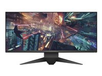 Alienware AW3418DW LED monitor curved 34.14INCH (34.14INCH viewable) 3440 x 1440 WQHD IPS