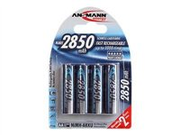 ANSMANN Mignon - Battery 4 x AA type