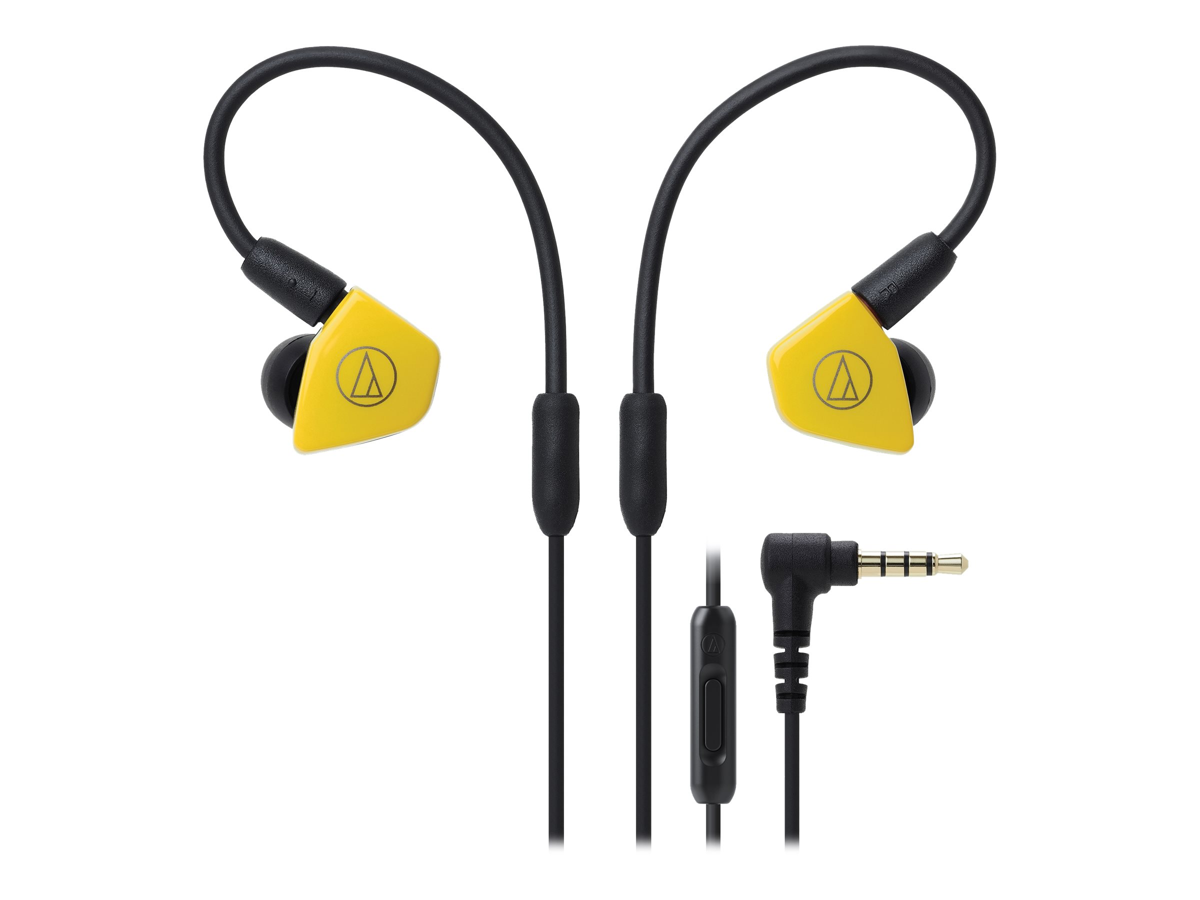 Audio-Technica ATH-LS50ISYL - earphones with mic