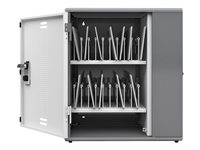 Anthro YES Cabinet unit (charge only) for 20 tablets powder-coated steel, ABS polymer