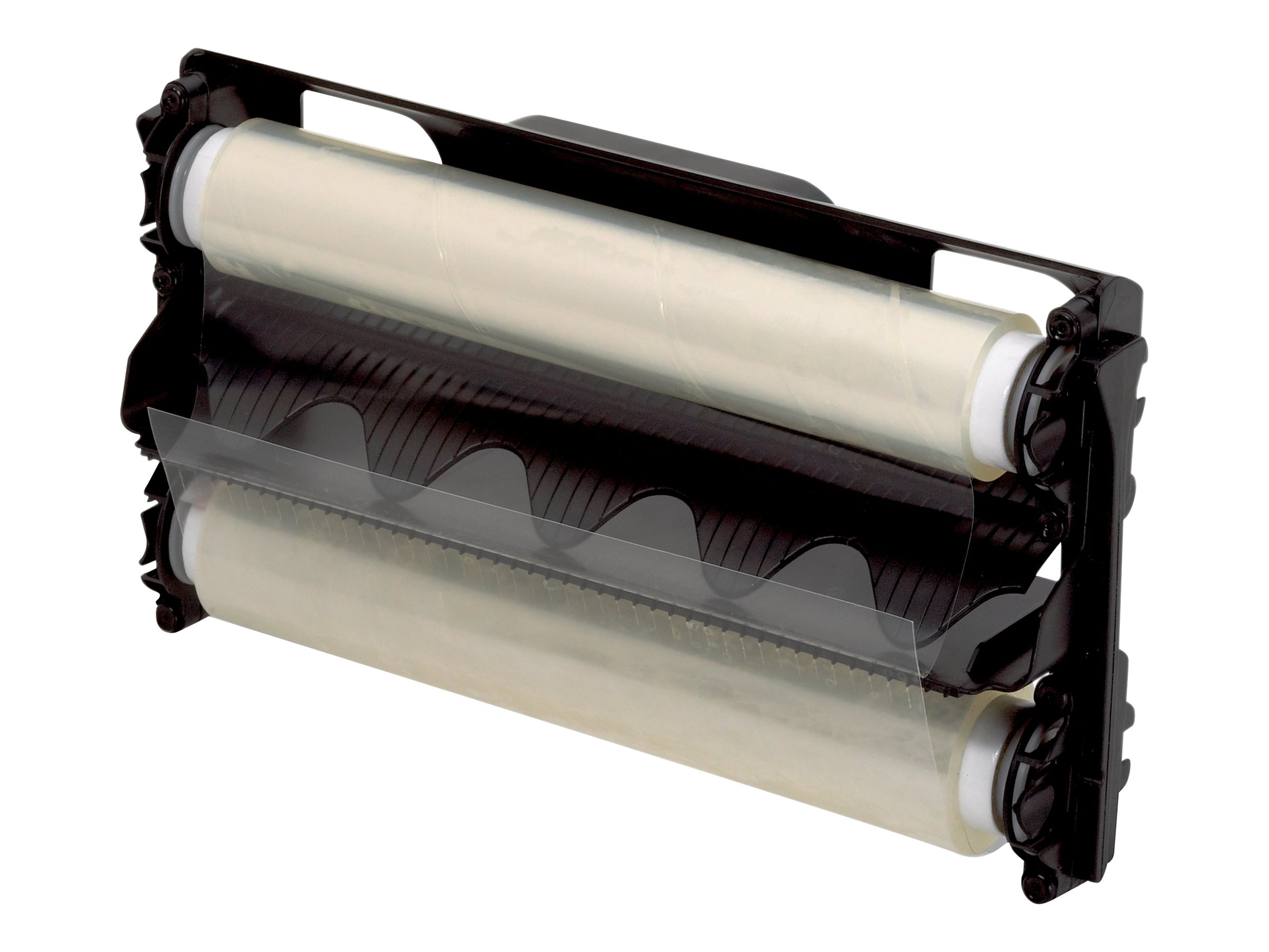 Scotch DL961 - clear - Roll (21.6 cm x 27.4 m) - dual laminating film cartridge (refill)
