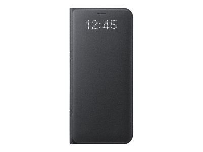 Samsung LED View Cover Beskyttelsescover Sort Galaxy S8