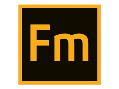 Adobe FrameMaker (2019 Release) License 1 user CLP level 1 (8000-99999) Win