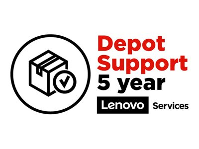 Lenovo Depot Extended service agreement parts and labor 2 years (4th/5th year)  image