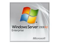 Microsoft Windows Server 2008 R2 Enterprise License 10 CALs, 1 server (1-8 CPU) OEM ROK