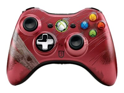 Microsoft Xbox 360 Tomb Raider Limited Edition Wireless Controller