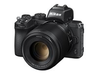 Nikon Z50 Digital camera mirrorless 20.9 MP APS-C 4K / 30 fps