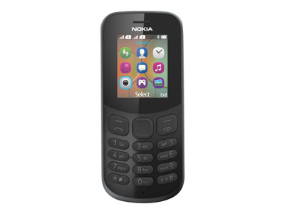 Nokia 130 1.8' 8MB Sort