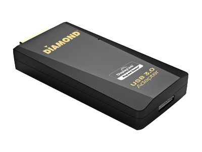 Diamond BVU3500 External video adapter DisplayLink DL-3500 USB 3.0 DVI