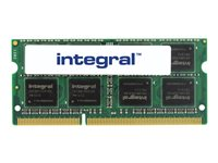 Integral - DDR4 - 8 Go - SO DIMM 260 broches - 2133 MHz / PC4-17000 - CL15 - 1.2 V - mémoire sans tampon - non ECC