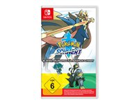 Pokémon Sword + Pokémon Sword Expansion Pass - Nintendo Switch