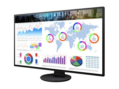 EIZO FlexScan EV3285FX-BK With FlexStand LED monitor 31.5INCH 3840 x 2160 4K UHD (2160p)