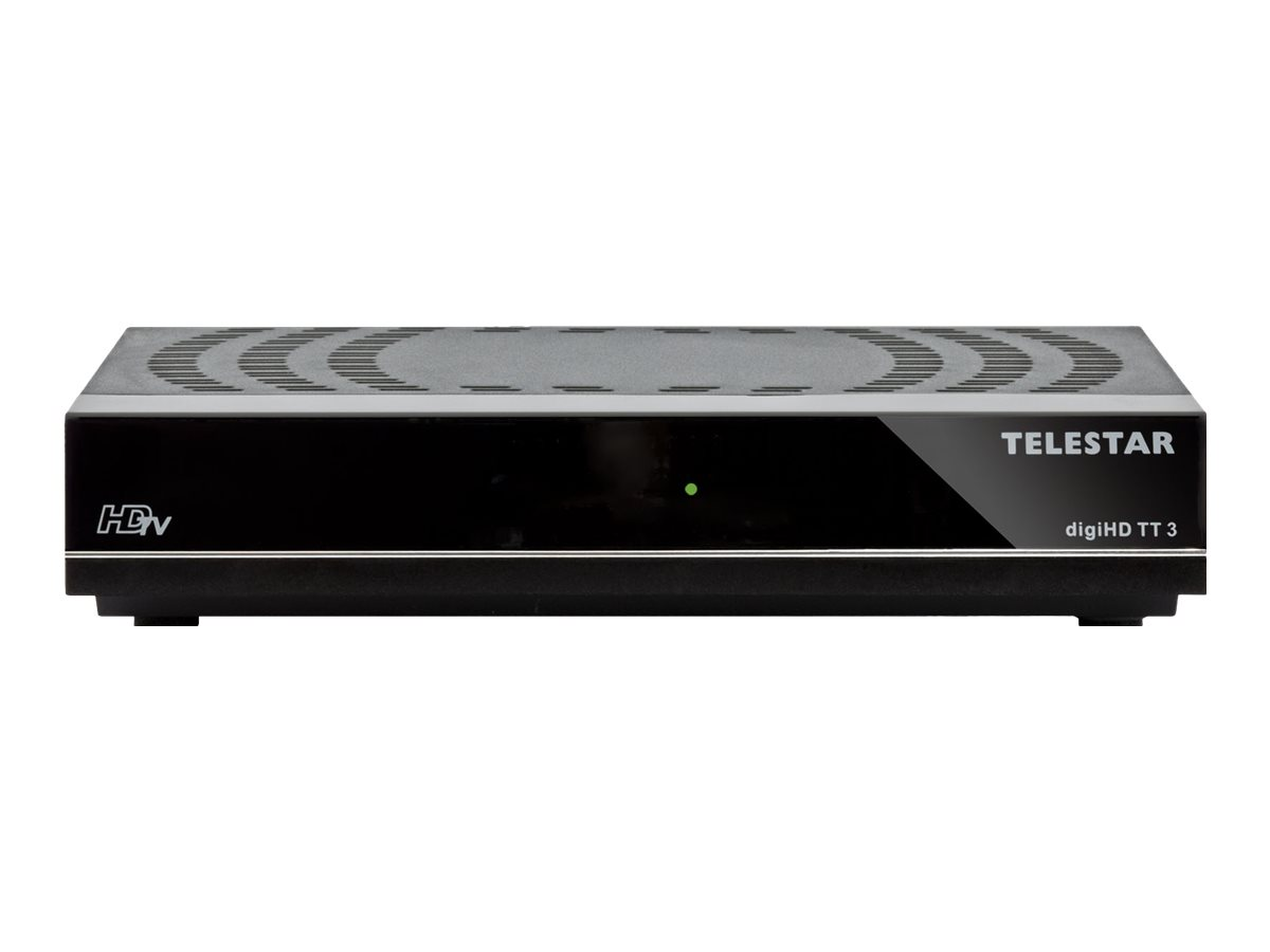 TELESTAR digiHD TT 3 - DVB-Digital-TV-Tuner/Digital-Player