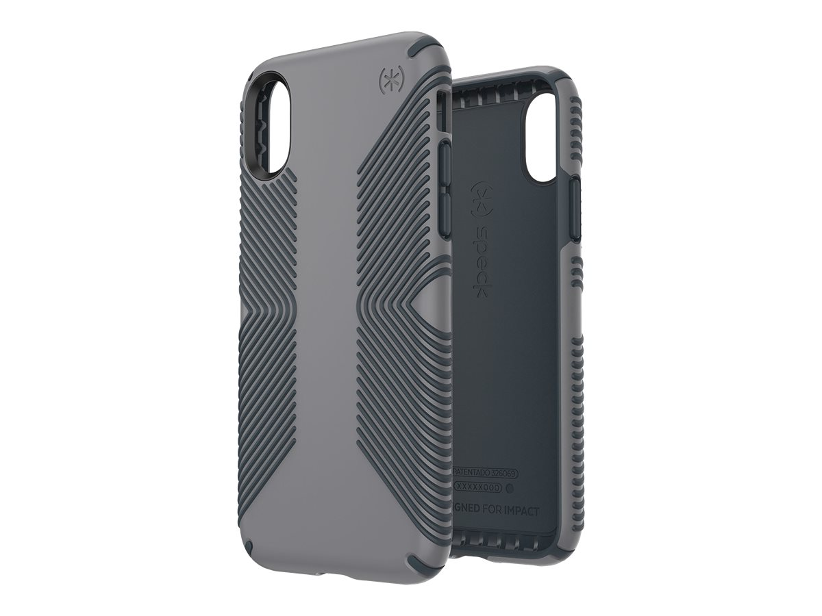 Speck Presidio Grip - back cover for cell phone