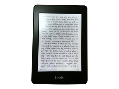 Amazon Kindle Paperwhite 6' 4GB Sort