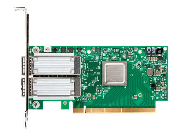 Mellanox ConnectX-6 HDR100 IB Single-port x16 PCIe 3.0 HCA - network adapter