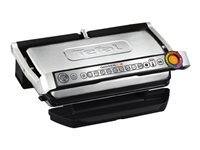 Tefal OptiGrill+ XL GC722D Grill 2000W Sølv