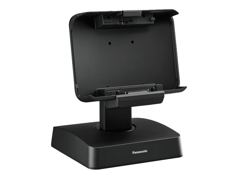 Panasonic POS cradle FZ-VEBG12G - docking station - VGA, HDMI