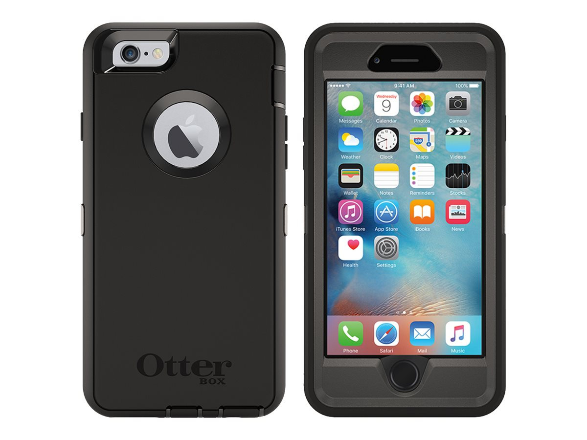 """OtterBox Defender Series Apple iPhone 6/6s - ProPack """"Each"""" - protective case for cell phone"""