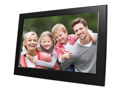 Naxa NF-900 Digital photo frame 9INCH 800 x 480 black