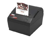 TPG A798 - Receipt printer - thermal paper - Roll (3.15 in) - 203 dpi - up to 354.3 inch/min - USB - rotary cutter - black