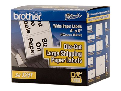 Brother DK1241 - shipping labels - Roll (10.1 cm x 1.52 m)