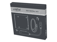 Picture of Crucial SSD Install Kit - storage bay adapter (CTSSDINSTALLAC)