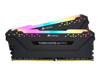 CORSAIR Vengeance DDR4  16GB kit 3200MHz CL16  Ikke-ECC