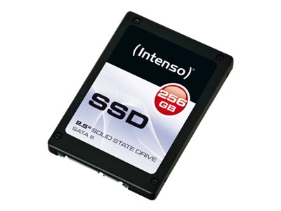 Intenso SSD 256GB 2.5' SATA-600