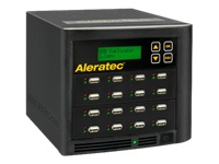 Aleratec 1:15 HDD Copy Cruiser SA - USB drive duplicator - 15 bays (USB 2.0)