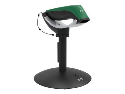 SocketScan S740 700 Series Charging Stand barcode scanner portable decoded