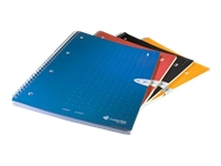 Livescribe Single Subject Notebook Numbers 1 through 4 - Dot paper notebooks (pack of 4)