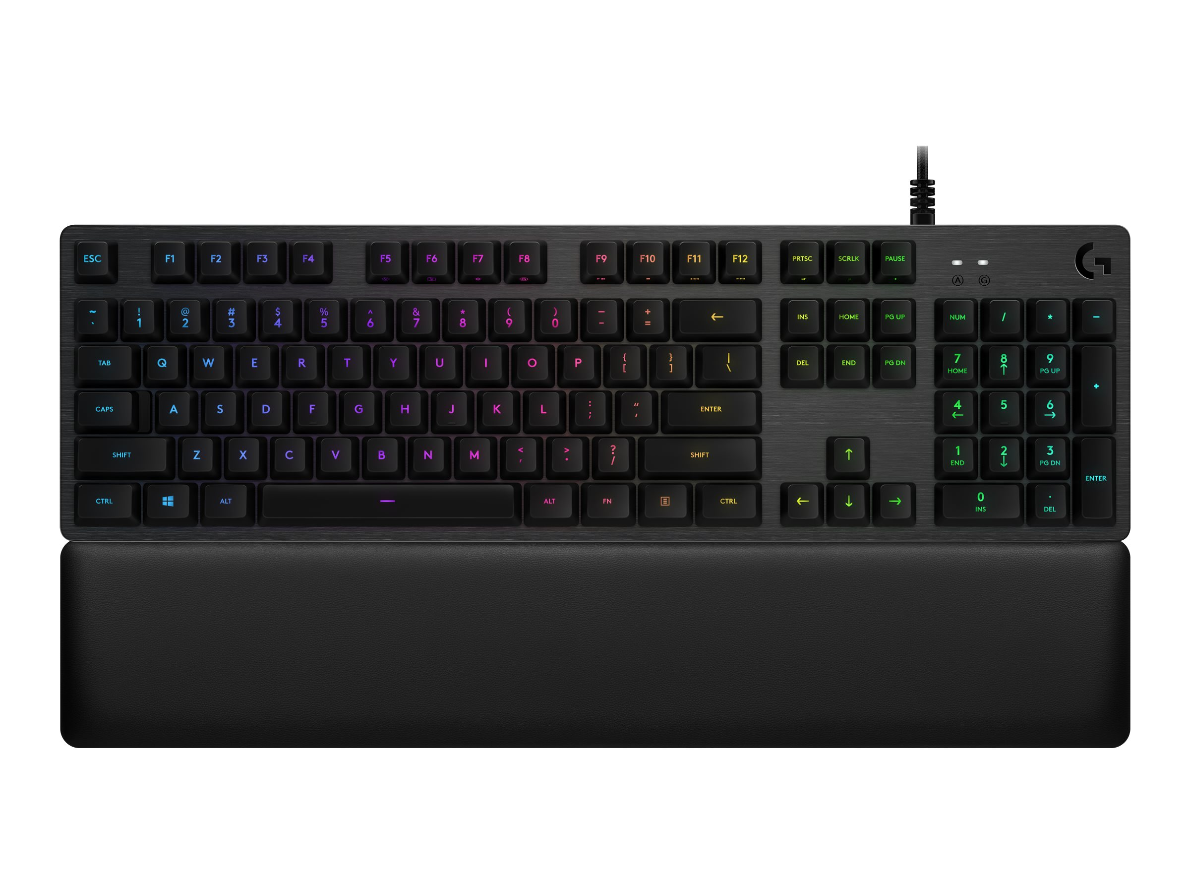 Logitech Gaming G513 - keyboard - carbon