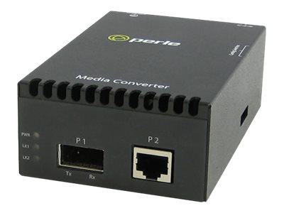 Perle S-10GT-XFPH - fiber media converter - 10 GigE, 10Gb Fibre Channel