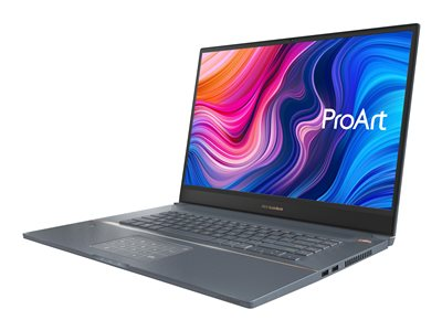 ASUS ProArt StudioBook 17' I7-9750H 16GB 1TB NVIDIA Quadro T1000 / Intel UHD Graphics 630 Windows 10 Pro 64-bit