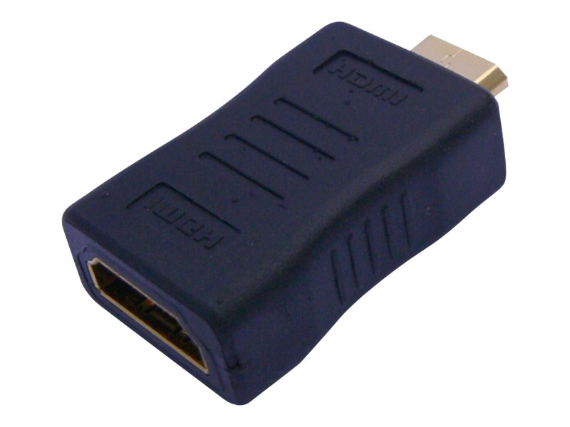 Sandberg - HDMI-Adapter - mini HDMI (M) bis HDMI (W)