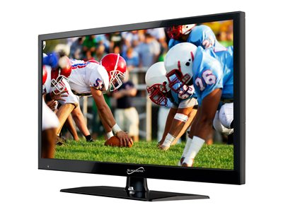 Supersonic SC-2411 24INCH Class LED TV 1080p (Full HD) 1920 x 1080