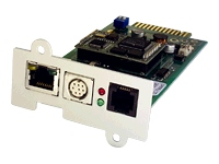 Online USV SNMP-Adapter - Remote management adapter