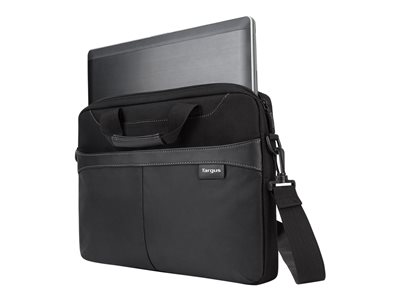 Targus Business Casual Slipcase Notebook carrying case 15.6INCH black
