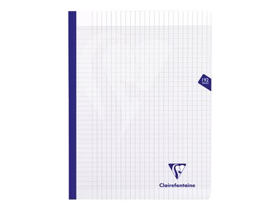 Maxi cahiers A4+ 24x32cm Clairefontaine MIMESYS - cahier de notes
